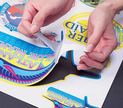 stikers paper